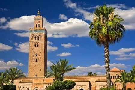 بساتين أكدال في مراكش