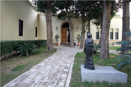 متحف أم كلثوم القاهرة