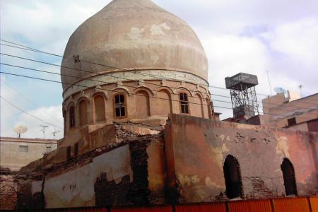 مسجد الحديدي دمياط