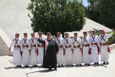 السحجة الأردنية