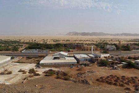 الحديبية في مكة المكرمة