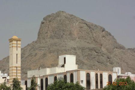 جبل النور في مكة المكرمة