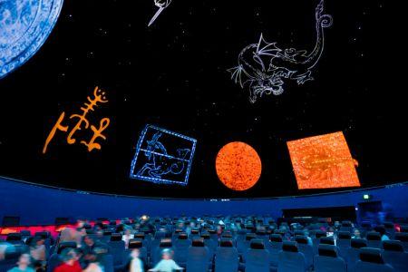 القبة الفلكية في ملبورن