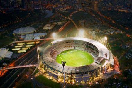 ملعب ملبورن للكريكيت في أستراليا