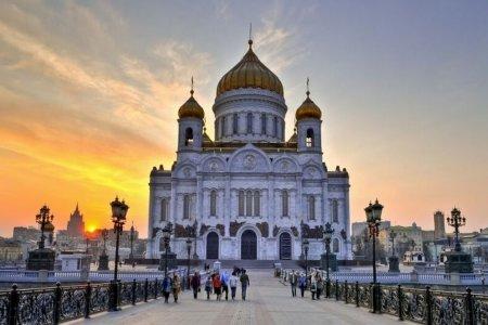 كاتدرائية المسيح المخلص في موسكو
