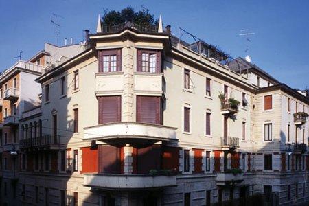 متحف بوشي دي ستيفانو في ميلانو