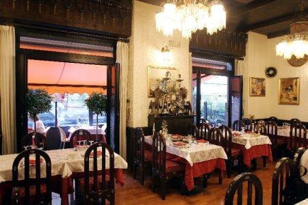 مطعم علاء الدين في ميلانو