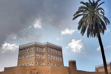قصر العانفي نجران