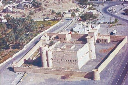حصن بيت الرديدة في سلطنة عمان