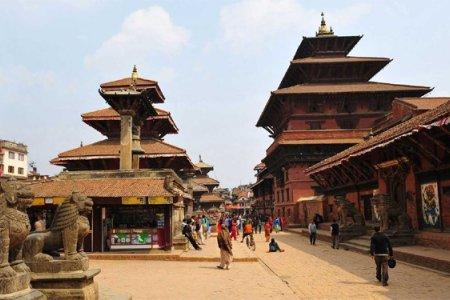 دولة نيبال في آسيا
