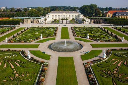 الحدائق الملكيةفي هانوفر بألمانيا
