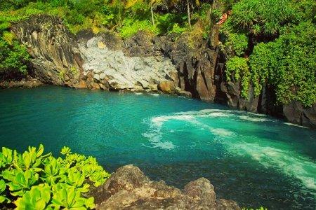 جزيرة ماوي في هاواي
