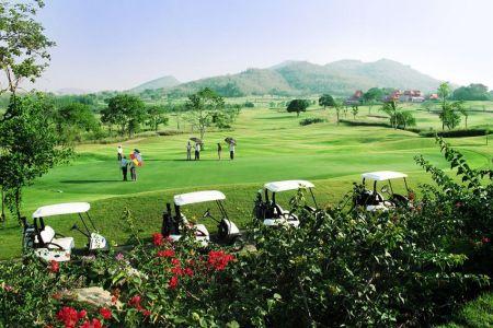 ملعب الغولف في هواهين - تايلاند