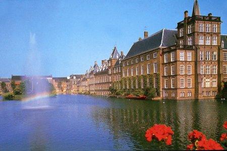 مدينة لاهاي هولندا