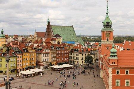 وارسوا عاصمة بولندا