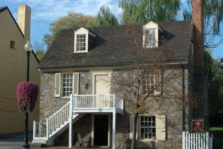 البيت الحجري القديم في واشنطن دي سي