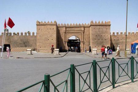 باب سيدي عبد الوهاب في وجدة