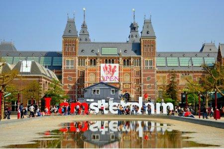 متحف ريجكس في أمستردام - هولندا