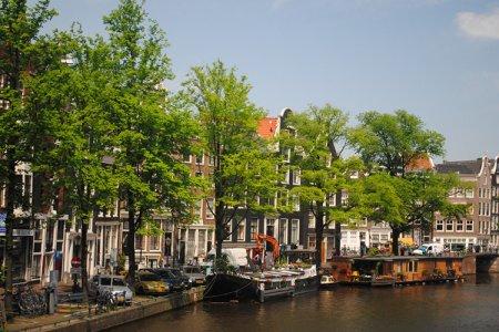 شارع جوردان The Jordaan في أمستردام