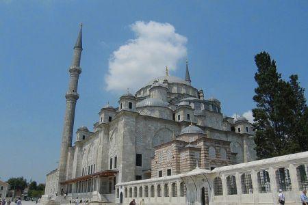 مسجد السلطان محمد الفاتح اسطنبول