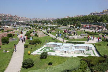 مينياتورك أو تركيا الصغيرة في اسطنبول - MİNİATÜRK