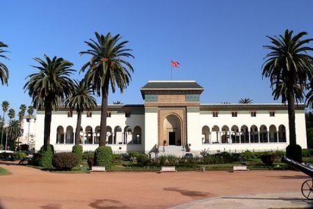 ساحة محمد الخامس في الدار البيضاء