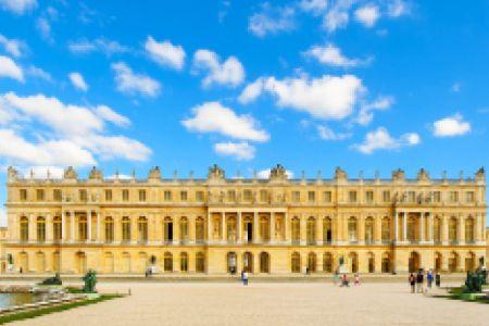 قصر فرساي في فرنسا