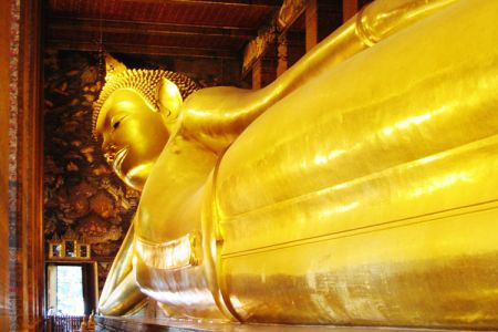 Temple of the Reclining Buddha - Wat Pho