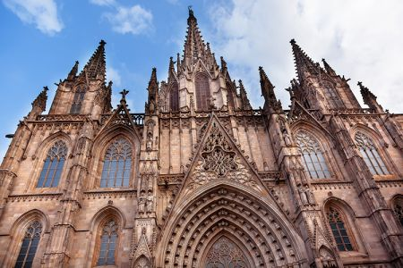 كنيسة برشلونة
