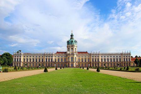 قصر شارلوتنبورغ آند بارك في برلين