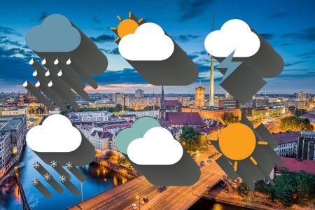 الطقس في برلين