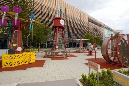مركز أبحاث القبة السماوية Thinktank Planetarium