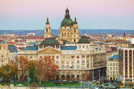 كنيسة سانت ستيفن في بودابست