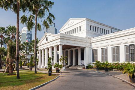 المتحف الوطني في جاكرتا - إندونيسيا