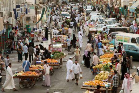 سوق البدو في جدة