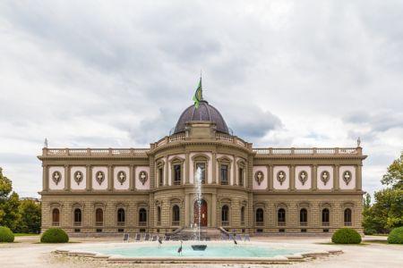 متحف أريانا - Ariana Museum في جنيف