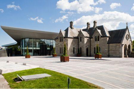 متحف وضريح غلاسنوفن في دبلن - أيرلاندا