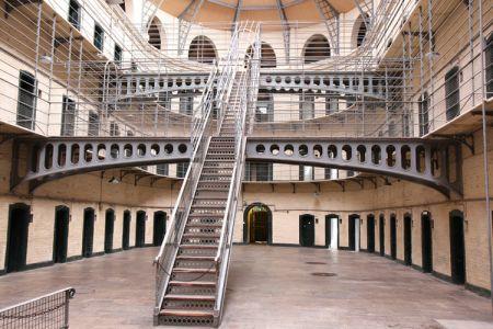متحف كيلمينهام جول في دبلن - أيرلاند Kilmainham Gaol