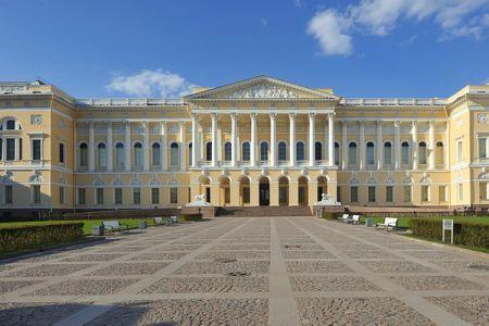 متحف الدولة الروسية في سانت بطرسبرغ