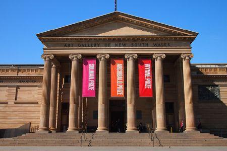 معرض الفنون نيو ساوث ويلز في سيدني - أستراليا