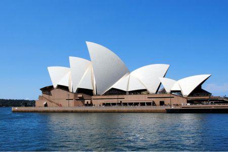 دار أوبرا سيدني في أستراليا