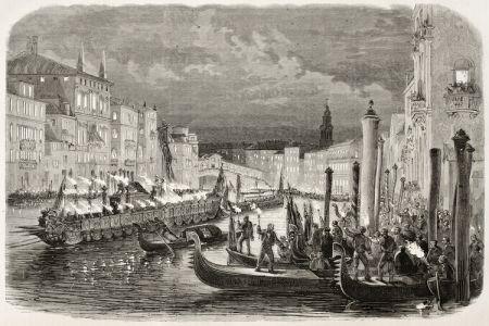لمحة عن مدينة البندقية