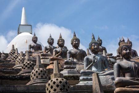 معبد جانجارا مايا البوذي في كولومبو