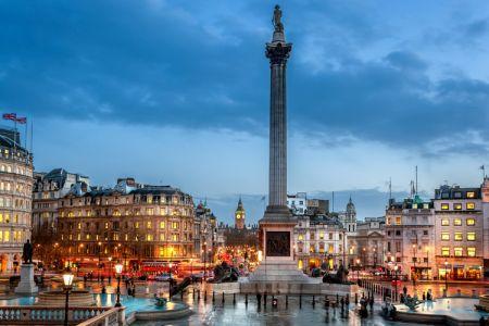 ساحة الطرف الأغر - Trafalgar Square