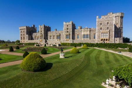 قلعة وندسور - Windsor Castle