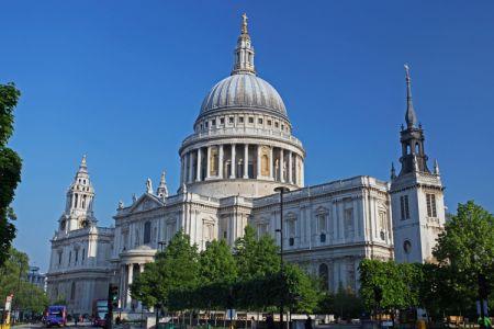 كاتدرائية سانت بول لندن