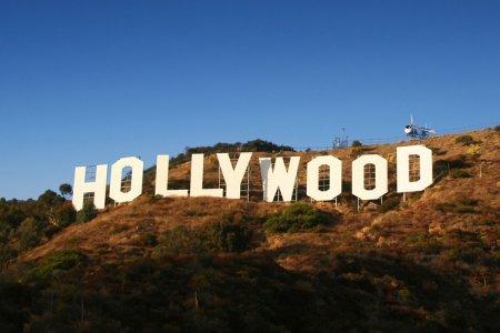 استوديوهات هوليوود في لوس أنجلوس