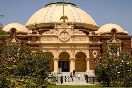 متحف لوس أنجلوس للتاريخ الطبيعي في لوس أنجلوس