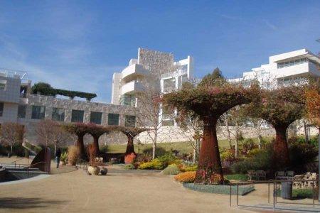 مركز جيتي في لوس أنجلوس