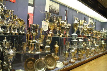 متحف فريق مانشيستر يونايتد
